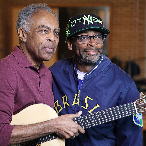 Spyke Lee & Gilberto Gil